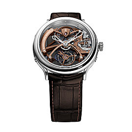 Manufacture Royale 1770 Flying Tourbillon Skeleton Chocolate 177043.01P.BR