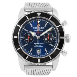 Breitling SuperOcean Heritage 125th Anniversary Limited Edition A23320 44mm Mens Watch