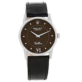 Rolex Cellini Classic 5116 31.8mm Mens Watch