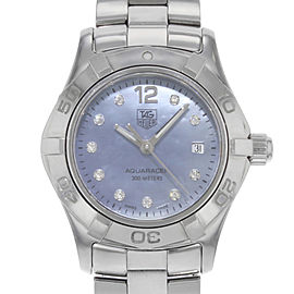 Tag Heuer Aquaracer WAF1419.BA0824 27mm Womens Watch