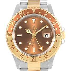 Rolex GMT Master II 16713 40mm Mens Watch
