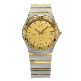 Omega Constellation 1212.10.0 33mm Mens Watch