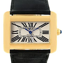 Cartier Tank Divan W6300856 30mm Unisex Watch