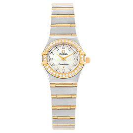 Omega Constellation 1267.75.00 22.5mm Womens Watch