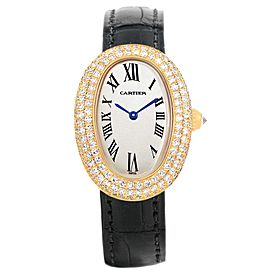 Cartier Baignoire 1954 31.0mm Womens Watch