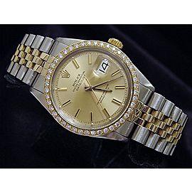 Rolex Datejust 1601 Vintage 36mm Mens Watch