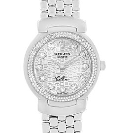 Rolex Cellini Cellissima 6671 26mm Womens Watch