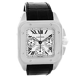 Cartier Santos W20090X8 42mm Mens Watch