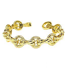Tiffany and Co. Paloma Picasso X Link Bracelet