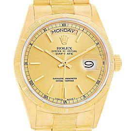 Rolex Day-Date 18078 Vintage 36mm Mens Watch
