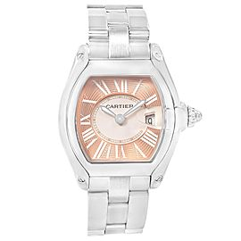 Cartier Roadster W62053V3 36mm Womens Watch