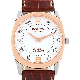 Rolex Cellini Danaos 4233 34mm Mens Watch