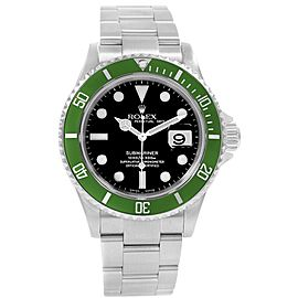 Rolex Submariner 16610LV 40mm Mens Watch