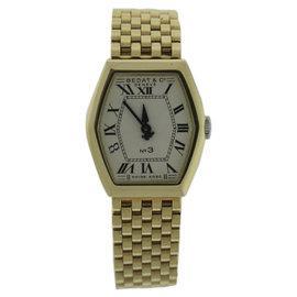 Bedat & Co. 306.303.100 18K Yellow Gold Quartz 24.8mm Womens Watch