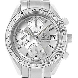 Omega Speedmaster Date 39mm Stainless Steel Mens Watch 3513.30.00