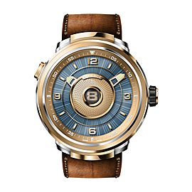 Fabergé Visionnaire DTZ Gallivanter 865WA2271 43mm Mens Watch