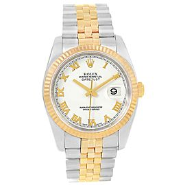 Rolex Datejust 116233 Mens 36mm Watch