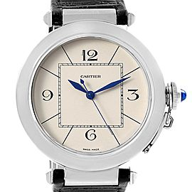 Cartier Pasha W3107255 42mm Mens Watch