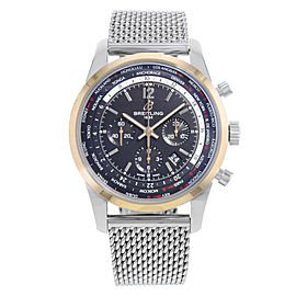 Breitling Transocean UB0510U4/BC26-152A 46mm Mens Watch