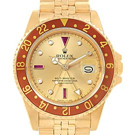 Rolex GMT Master 16758 40mm Mens Watch