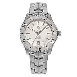 Tag Heuer Link WJ201B.BA0591 42mm Mens Watch