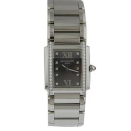 Patek Philippe Twenty-4 4910/10a-010 25mm x 30mm Stainless Steel Watch