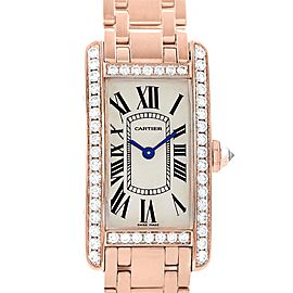 Cartier Americaine WB7079M5 Womens 19mm Watch