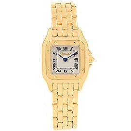 Cartier Panthere W25022B9 22mm Womens Watch