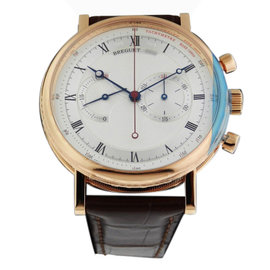 Breguet 5287BR/12/9ZU Classique Chronograph Manual 42.5mm Watch