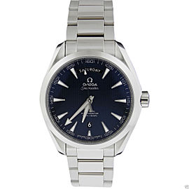Omega Aqua Terra Co-Axial 23110422203001 Stainless Steel 41.5mm Mens Watch