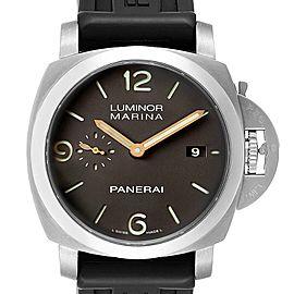 Panerai Luminor Marina 1950 3 Days Titanium 44mm Watch PAM00351