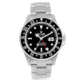 Rolex GMT Master II 16710 40mm Mens Watch