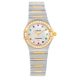 Omega Constellation 1365.79.00 22.5mm Womens Watch