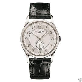 Patek Philippe Calatrava 5196P 37mm Platinum Watch