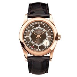 Patek Philippe Calatrava 6000R-001 37mm 18K Rose Gold Watch