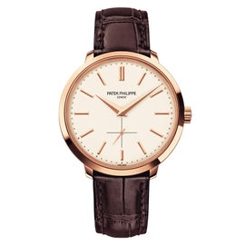 Patek Philippe Calatrava 5123R-001 38mm 18K Rose Gold Watch