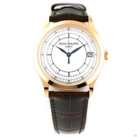 Patek Philippe Calatrava 5296r-001 38mm 18K Rose Gold Watch