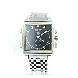 Tag Heuer Luxury Cw9110-0 Stainless Steel Mechanical Monaco Sixty-Nine Men Watch