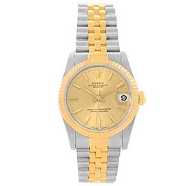 Rolex Datejust 68273 Vintage 31mm Womens Watch
