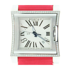 Bedat & Co. Stainless Steel White Dial Automatic Mens Watch