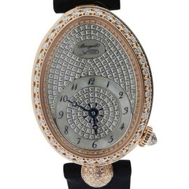Breguet 8928BR/8D/844 DD0D Queen Of Naples Automatic Womens Watch