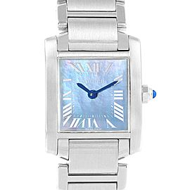 Cartier Tank Francaise W51034Q3 20mm Womens Watch