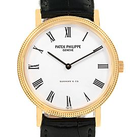 Patek Philippe Calatrava 5120 Mens 35mm Watch
