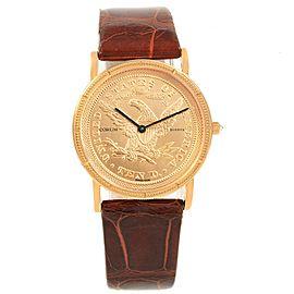Corum Coin 33mm Womens Watch