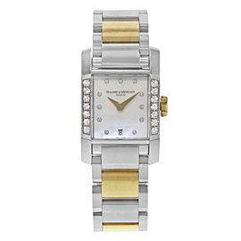 Baume et Mercier Diamant MOA08599 22mm Womens Watch