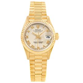 Rolex President 69178 26mm Womens Watch