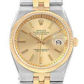 Rolex Datejust 1630 36mm Mens Watch