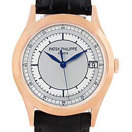 Patek Philippe Calatrava 5296R-001 38mm Mens Watch