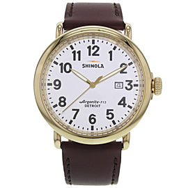 Shinola Runwell S0120001118 47mm Mens Watch