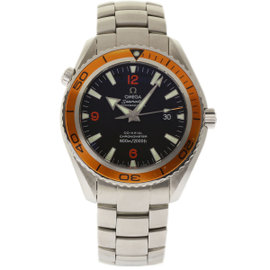 Omega Seamaster 232.30.46.21.01.002 Sainless Steel Black Dial 45mm Mens Watch
